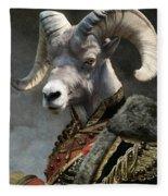 Emperor Jstor Jax Fleece Blanket