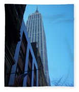 Empire State 1 Fleece Blanket