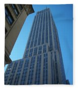 Empire State 2 Fleece Blanket