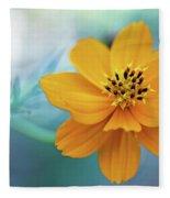 Enchanted Flower Fleece Blanket
