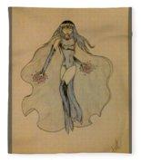 Enchantress Fleece Blanket