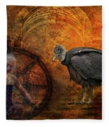 End Of Life Fleece Blanket
