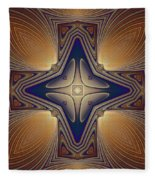 Energy Of Love For All Fleece Blanket