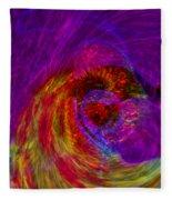 Energy Wave Fleece Blanket