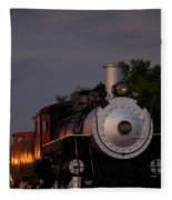 Engine 509 Fleece Blanket