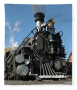Engine Number 473 Fleece Blanket