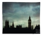 England's Glory Fleece Blanket