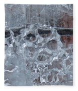 Engrenage De Glace / Iced Gear Fleece Blanket