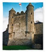 Enniskillen Castle Northern Ireland Fleece Blanket
