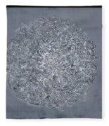 Entwined Fleece Blanket