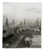 Epic Texas 1919  Fleece Blanket