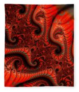 Epidermal Emancipation Fleece Blanket