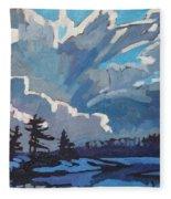 Equinox Cold Front Fleece Blanket