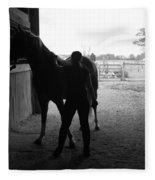 Equus Sapien IIi Fleece Blanket