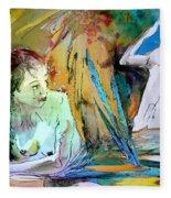 Eroscape 15  1 Fleece Blanket