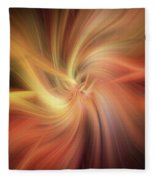 Essential Vibrations Of Light Fleece Blanket