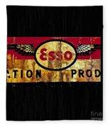 Esso Circa 1920's Fleece Blanket