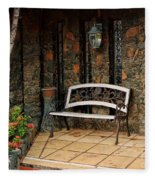 Estate St. Peter Greathouse And Botanical Gardens Fleece Blanket
