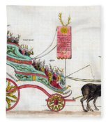 Estates General, 1789 Fleece Blanket