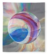 Ethereal World Fleece Blanket