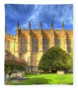 Eton College Chapel Fleece Blanket