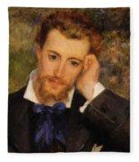 Eugene Murer 1877 Fleece Blanket