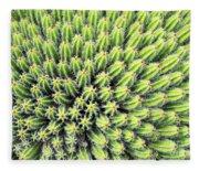 Euphorbia Fleece Blanket