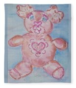 Ev Teddy Fleece Blanket