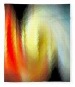 Evanescent Emotions Fleece Blanket