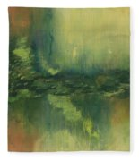 Evening Light Fleece Blanket