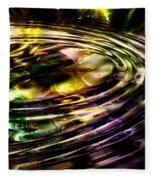 Event Horizon Fleece Blanket