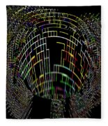Event Horizon Fleece Blanket