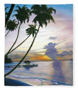 Eventide Tobago Fleece Blanket