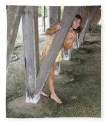 Everglades City Beauty 534 Fleece Blanket