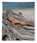 Everglades City Beauty 627 Fleece Blanket