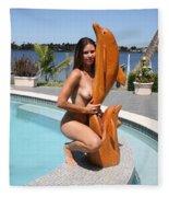 Everglades City Fl. Professional Photographer 350 Fleece Blanket