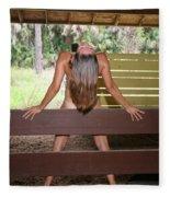 Everglades City Fl. Professional Photographer 817 Fleece Blanket