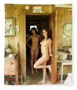 Everglades City Professional Photographer 708 Fleece Blanket