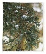 Evergreen Fleece Blanket