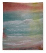 Every Breaking Wave Fleece Blanket