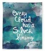 Every Cloud Fleece Blanket