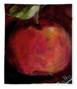 Eve's Apple.. Fleece Blanket