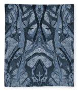 Evolutionary Branches Fleece Blanket