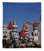 Excalibur Fleece Blanket