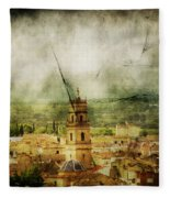 Existent Past Fleece Blanket