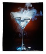 Exotic Drink Fleece Blanket
