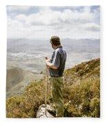 Explore Tasmania Fleece Blanket