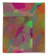 Explore Transdimensions Angle 44 Fleece Blanket