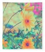 Expression 002 - A Better Life Fleece Blanket