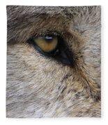 Eye Catcher Fleece Blanket